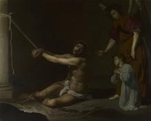 Христос заботится о  христианской душе - Веласкес, Диего
