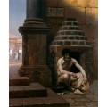 Собачья конура (военнопленный в Риме) - Жером, Жан-Леон