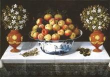 Натюрморт, 1642 - Хепес, Томас