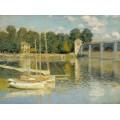 Мост в Аржантее, 1874 - Моне, Клод