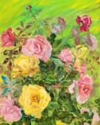 Розы на солнце - Гейнор, Джанет