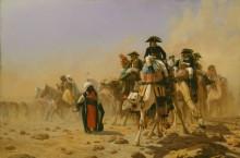 Наполеон в Египте - Жером, Жан-Леон