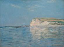 Отлив в Пувилле, 1882 - Моне, Клод