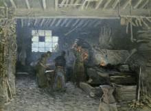 Кузница - Сислей, Альфред