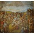Мученичество святого Петра - Микеланджело Буонарроти