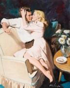 Влюбленная парочка - Сарноф, Артур