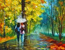 Сплетни под дождем - Афремов, Леонид