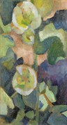 Белые чайные розы - Делоне, Роберт