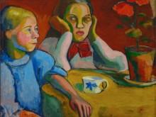 Две девочки из Финляндии - Делоне, Соня