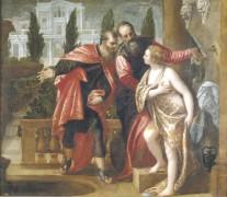 Сюзанна и старцы, 1580 - Веронезе, Паоло (Калиари)