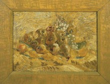 Айва, лимоны, груши и виноград (Quinces, Lemons, Pears and Grapes), 1887-88 - Гог, Винсент ван
