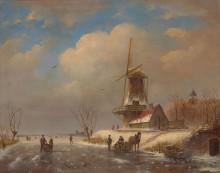 Зимние забавы - Леув, Алексис де
