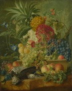 Фрукты, цветы и мертвые птицы - Хендрикс,  Вибренд