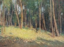 Лесной пейзаж - Мартен, Анри Жан Гийом