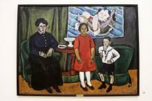Семейный портрет - Кончаловский, Пётр Петрович