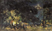 Виды Валенсии, 1899 - Коровин, Константин Алексеевич