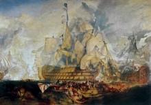 Морское сражение при Трафальгаре - Тернер, Джозеф Мэллорд Уильям