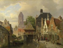 Вид Oudewater - Куккук, Виллем