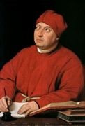 Портрет кардинала Томмасо Ингирами - Рафаэль, Санти