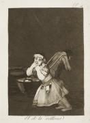Каприз №4. Маменькин сынок - Гойя, Франсиско Хосе де