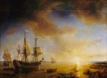 Экспедиция в Луизиану Робера Кавелье де ла Саля в 1684 году - Гюден, Теодор