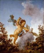 Расцвет любви: Амур - мститель - Фрагонар, Жан Оноре