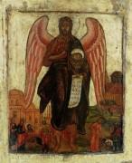 Св.Иоанн Предтеча Ангел пустыни (ок.1700)