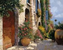Красивая улочка - Борелли, Гвидо (20 век)