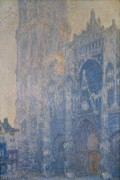 Руанский собор, фасад , 1893-1894 - Моне, Клод