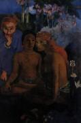 Сказки аборигенов, легенды чужой земли, 1902 - Гоген, Поль
