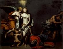 Святая Агнесса охраняемая ангелом - Турки, Алессандро