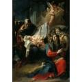 Поклонение Младенцу Христу - Тьеполо, Джованни Баттиста