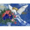 Голубой ангел - Шагал, Марк Захарович