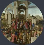 Поклонение королей - Боттичелли, Сандро