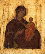 Икона Б.М. Смоленская (ок.1600)