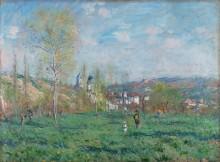 Весна в Ветее - Моне, Клод