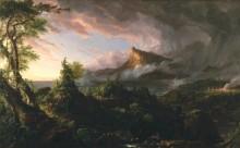 Путь империи - Первобытное состояние - Коул, Томас