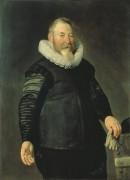 Мужской портрет - Кейзер, Томас де