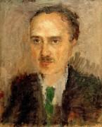 Портрет мужчины с усами - Модильяни, Амадео