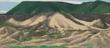 Песчаные холмы Абикиу и Меса - О'Кифф, Джорджия
