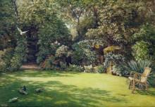 Сад в Кенсингтоне - Пойнтер, Эдвард Джон