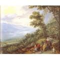 Пейзаж, 1612 - Брейгель, Ян (Старший)