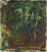 Плакучая ива, 1920-1922 - Моне, Клод