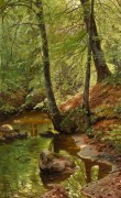 Лесной ручей - Мёнстед, Петер