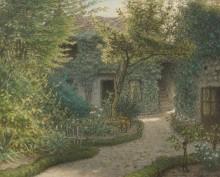 Дом Теодора Руссо в Барбизоне - Милле, Жан-Франсуа