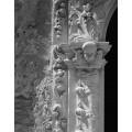 Лепнина на дверях церкви  Сан-Хосе - Смит, Киддер