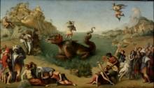 Персей освобождает Андромеду - Козимо, Пьеро ди
