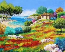 Берег моря - Жаньячик, Жан-Марк (20 век)