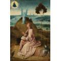 Святой Иоанн на Патмосе - Босх, Иероним (Ерун Антонисон ван Акен)