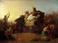 Писарро захватывает империю инков Перу - Милле, Джон Эверетт